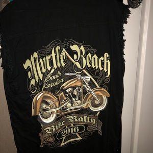 Bike week shirt